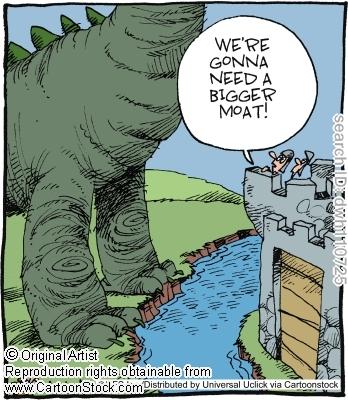 MOAT bigger