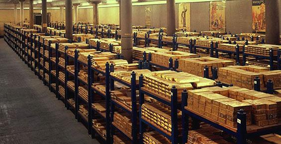 Gold-Reserves