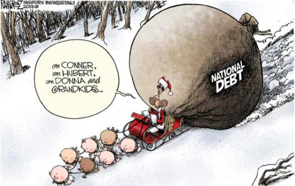 Debt Piecture