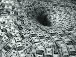 Dollar black hole